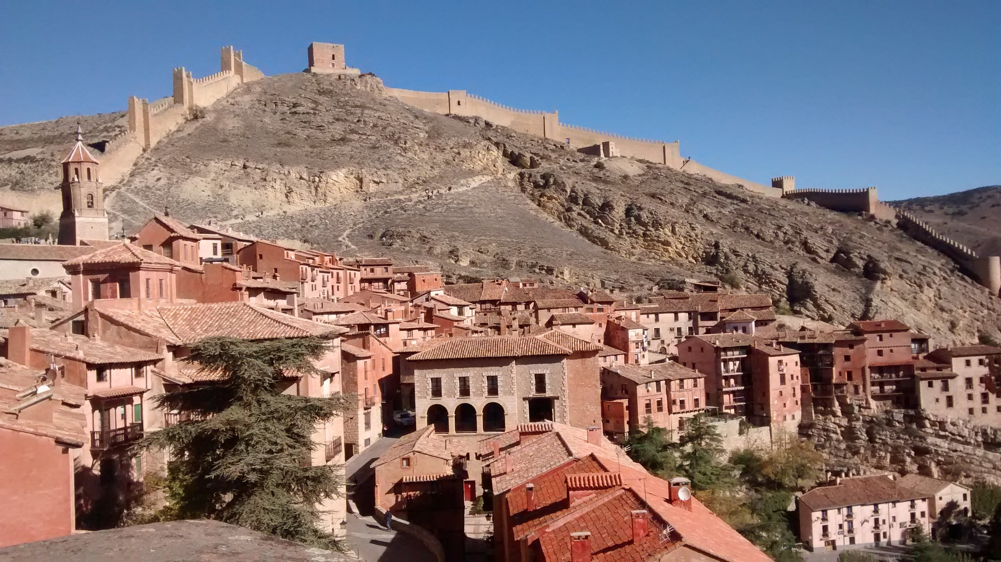 Albarracín, the most beautiful village in Spain